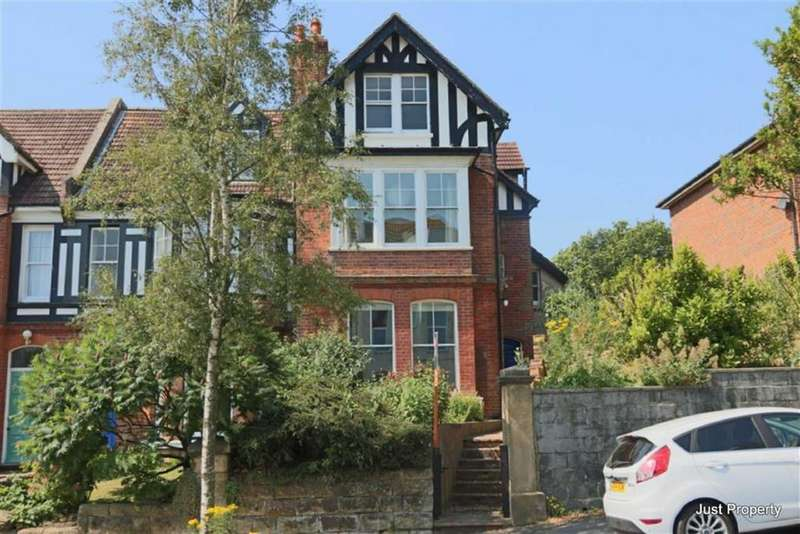 5 Bedrooms End Of Terrace House for sale in Priory Avenue, Hastings