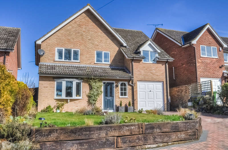 5 Bedrooms Detached House for sale in Old Station Road, Halesworth