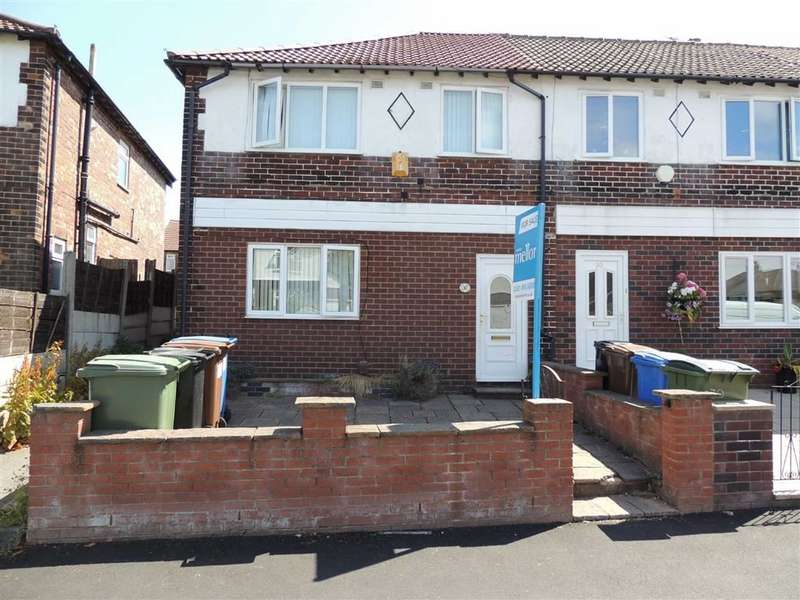 3 Bedrooms End Of Terrace House for sale in Forbes Road, Offerton, Stockport