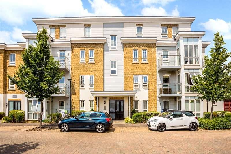1 Bedroom Flat for sale in Swallowfield Court, 33 Kingfisher Drive, Maidenhead, Berkshire, SL6