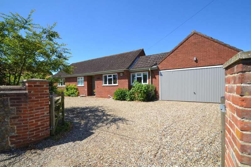 2 Bedrooms Detached Bungalow for sale in Edgefield