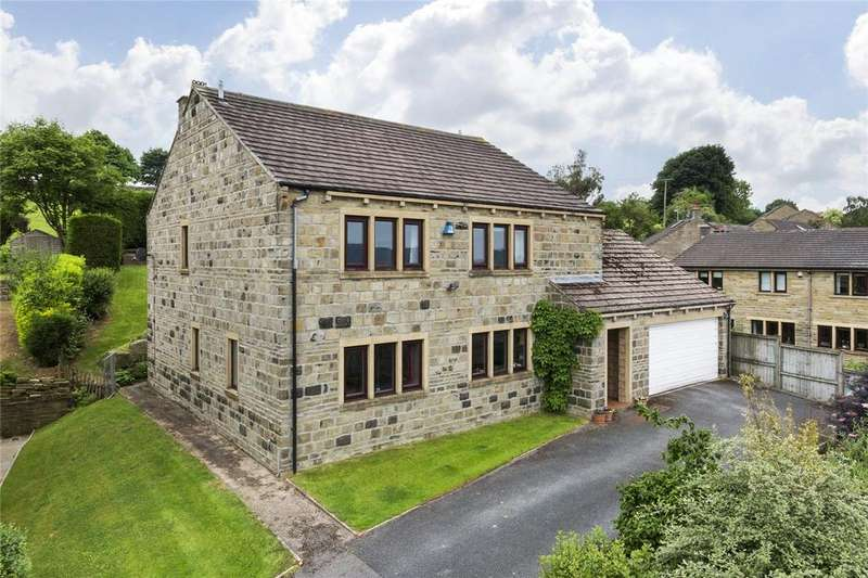 5 Bedrooms Detached House for sale in Spring Farm Mews, Wilsden, Bradford, West Yorkshire, BD15