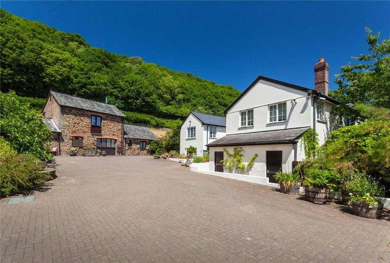 6 Bedrooms Detached House for sale in Littleham, Bideford, Devon, EX39
