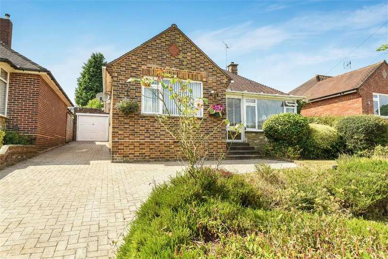 3 Bedrooms Detached Bungalow for sale in Vespasian Way, Chandler's Ford, Eastleigh, Hampshire