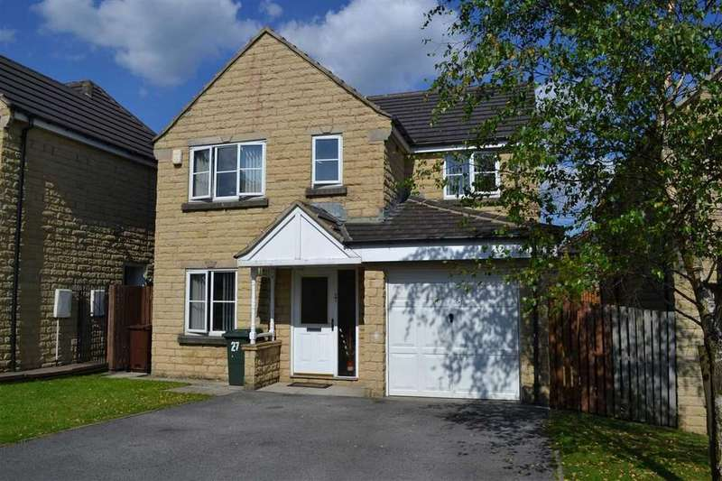 4 Bedrooms Detached House for sale in Siskin Drive, Westwood Park