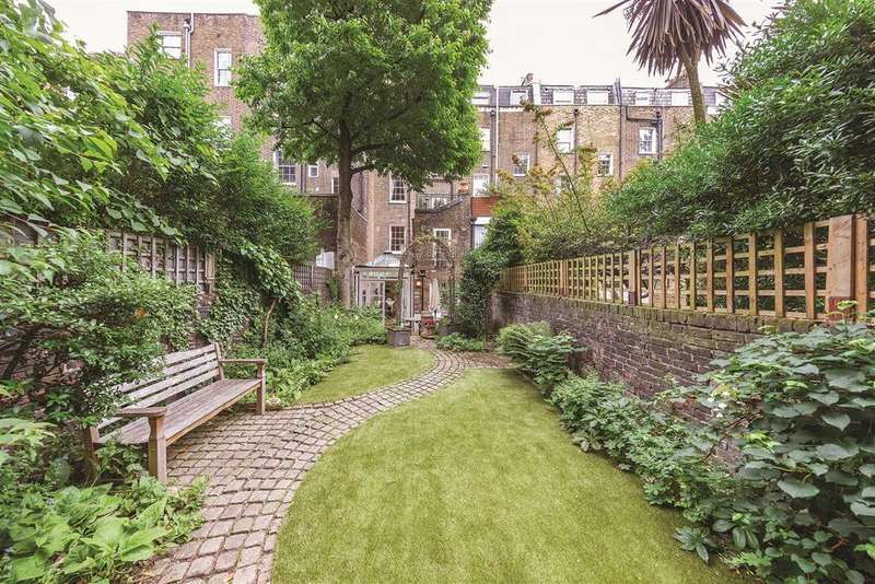 4 Bedrooms Terraced House for sale in Ossington Street, W2