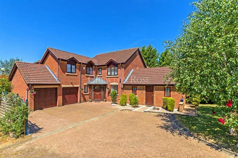 5 Bedrooms Detached House for sale in Shenley Brook End