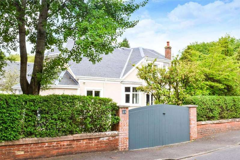 4 Bedrooms Detached House for sale in Boclair Crescent, Bearsden, Glasgow