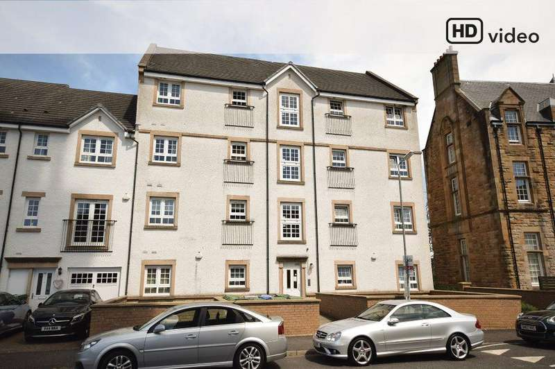 2 Bedrooms Flat for sale in Parklands Oval , Flat 1/1 , Crookston , Glasgow, G53 7UD