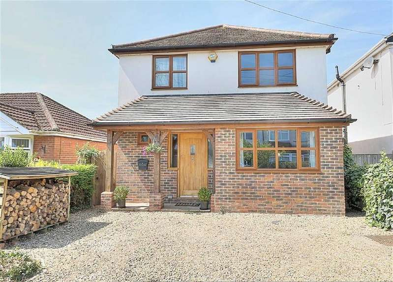 4 Bedrooms Detached House for sale in Pitmore Road, Allbrook, Hampshire