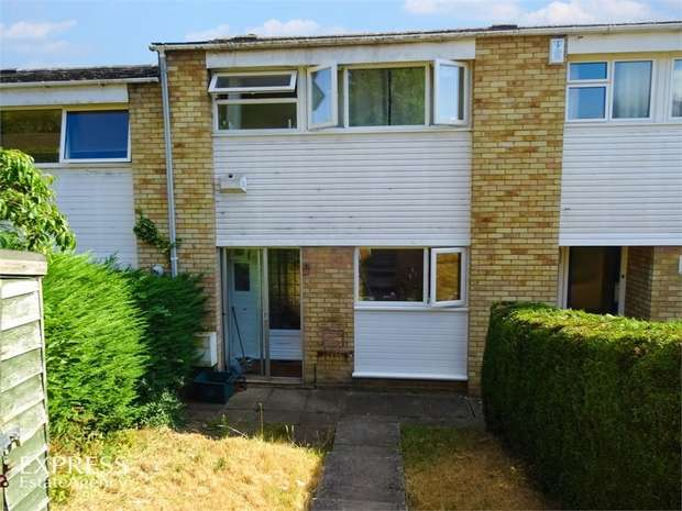3 Bedrooms Terraced House for sale in Colston Dale, Bristol