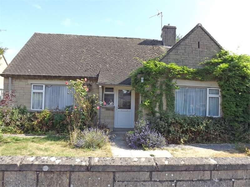 2 Bedrooms Detached Bungalow for sale in Quietways, Stonehouse
