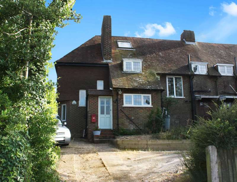 4 Bedrooms Semi Detached House for sale in South Way, Lewes