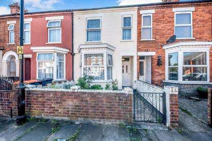 3 Bedrooms Terraced House for sale in St Leonards Avenue, Bedford, Bedfordshire