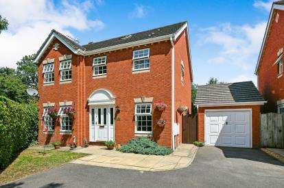 5 Bedrooms Detached House for sale in Honeylight View, Abbey Meads, Swindon, Wiltshire