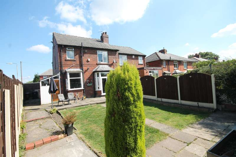 4 Bedrooms Semi Detached House for sale in Plodder Lane, Farnworth, Bolton, BL4 0JZ