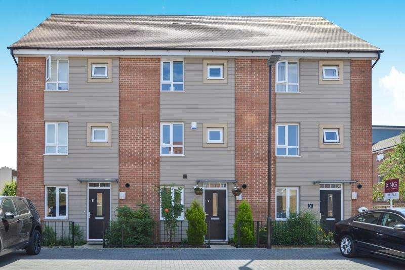 3 Bedrooms Terraced House for sale in Mildmay Link, Wolverton, Milton Keynes