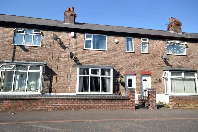 2 Bedrooms Terraced House for sale in Cumberland Street, Latchford, Warrington
