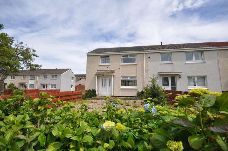 3 Bedrooms End Of Terrace House for sale in 98 Rowan Road, Girvan KA26