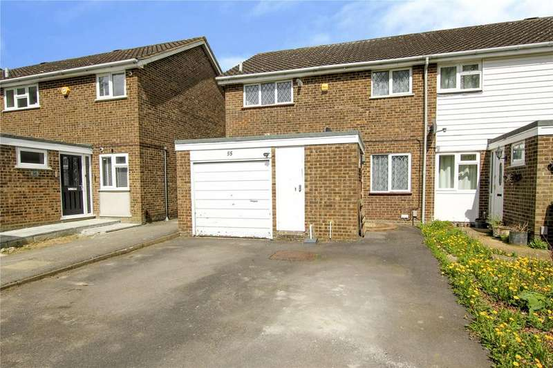 3 Bedrooms End Of Terrace House for sale in Turnberry, Bracknell, Berkshire, RG12