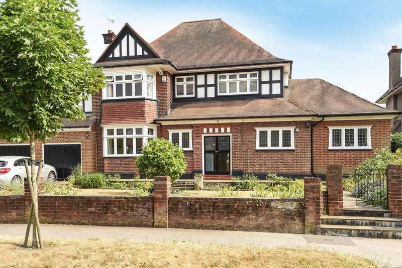 4 Bedrooms Detached House for sale in Harland Avenue, Shirley