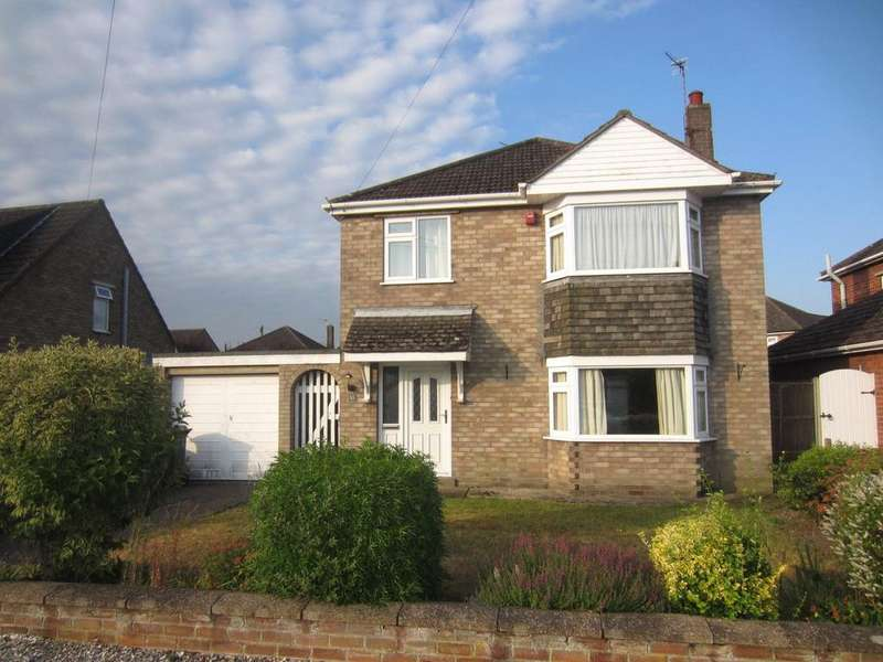 3 Bedrooms Detached House for sale in Thirsk Drive, Lincoln, LN6