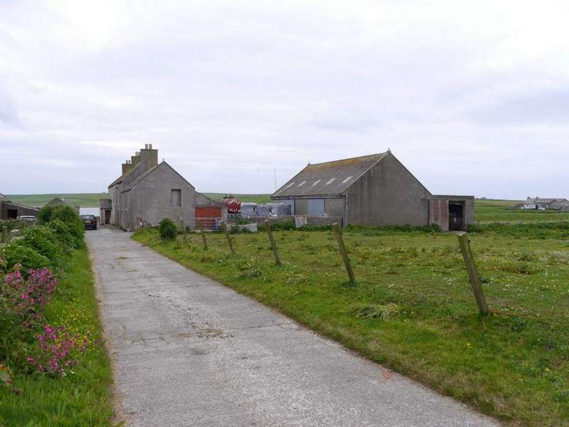 5 Bedrooms Detached House for sale in Castlehill, Sanday, Orkney