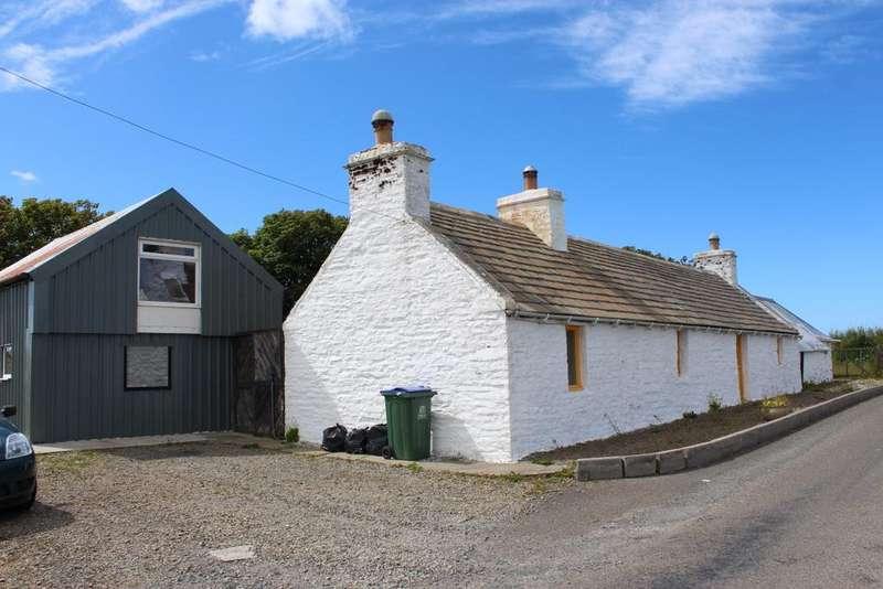2 Bedrooms Detached House for sale in Honeysuckle Cottage, Longhope, Orkney KW16
