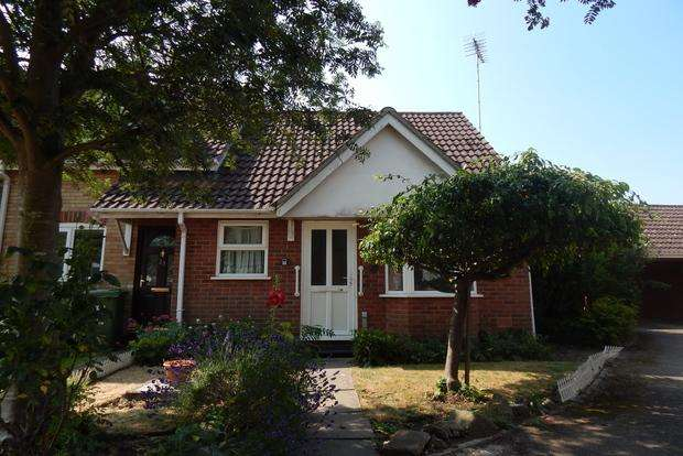 1 Bedroom Bungalow for sale in Blackthorn Close, Chatteris, PE16