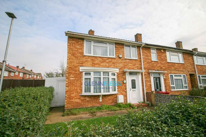 2 Bedrooms End Of Terrace House for sale in Bassett Way, Slough - Open House Saturday 21st July 11:00 - 12:00