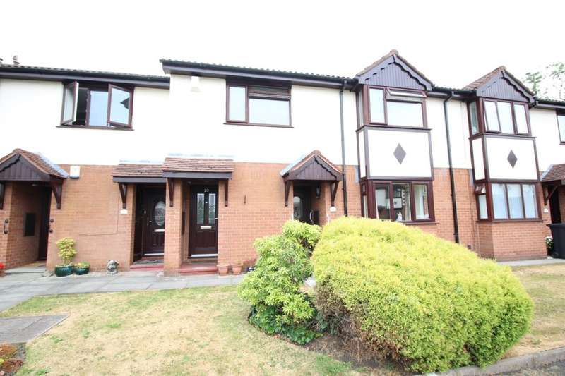 2 Bedrooms Flat for sale in Vicarage Gardens, Hyde, SK14