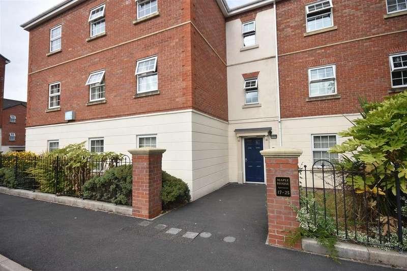 2 Bedrooms Apartment Flat for sale in Denham Wood Close, Chorley