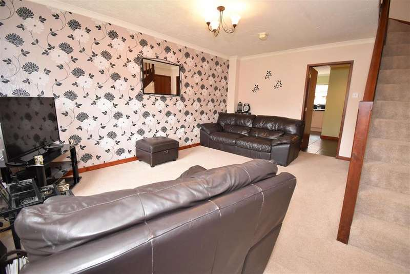 3 Bedrooms End Of Terrace House for sale in Beatham Court, Penrith