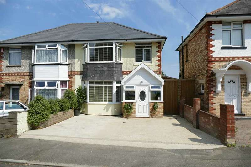 3 Bedrooms Semi Detached House for sale in REFURBISHED 3 BED 2 BATH/SHOWER ROOM HOUSE - ST MARKS SCHOOL CATCHMENT