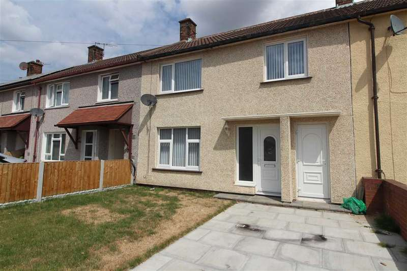 3 Bedrooms Terraced House for sale in Deleware Cresent, Kirkby