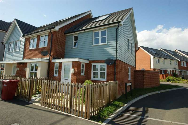 2 Bedrooms End Of Terrace House for sale in Eltham Avenue, Cippenham, Slough