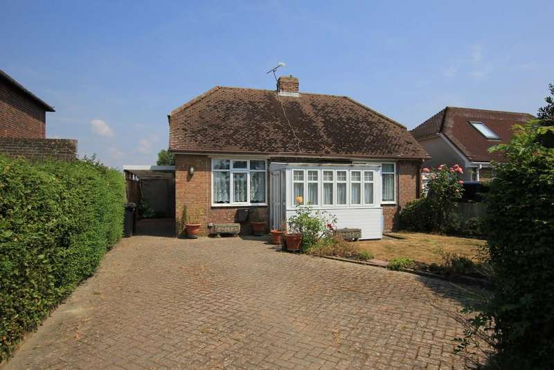 2 Bedrooms Detached Bungalow for sale in Marshfoot Lane, Hailsham