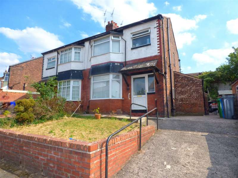 3 Bedrooms Semi Detached House for sale in Cliffdale Drive, Crumpsall, Manchester, M8