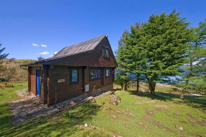 3 Bedrooms Detached House for sale in Bendoran Lodge - Lot 1, Bunessan, Isle Of Mull, PA67