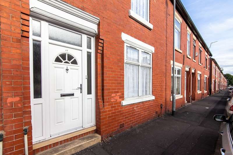 3 Bedrooms Terraced House for sale in Lytton Avenue, Manchester, Greater Manchester, M8