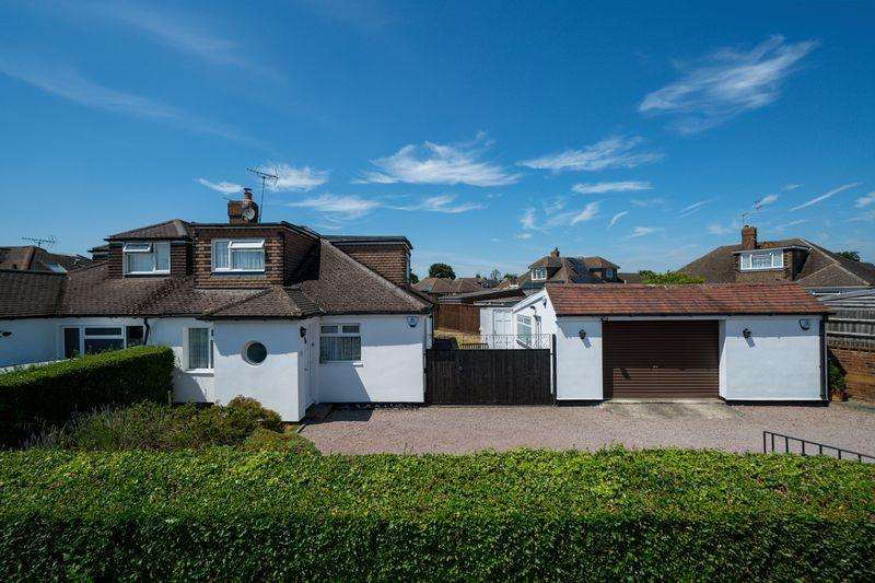 3 Bedrooms Semi Detached Bungalow for sale in Excellent Semi Detached