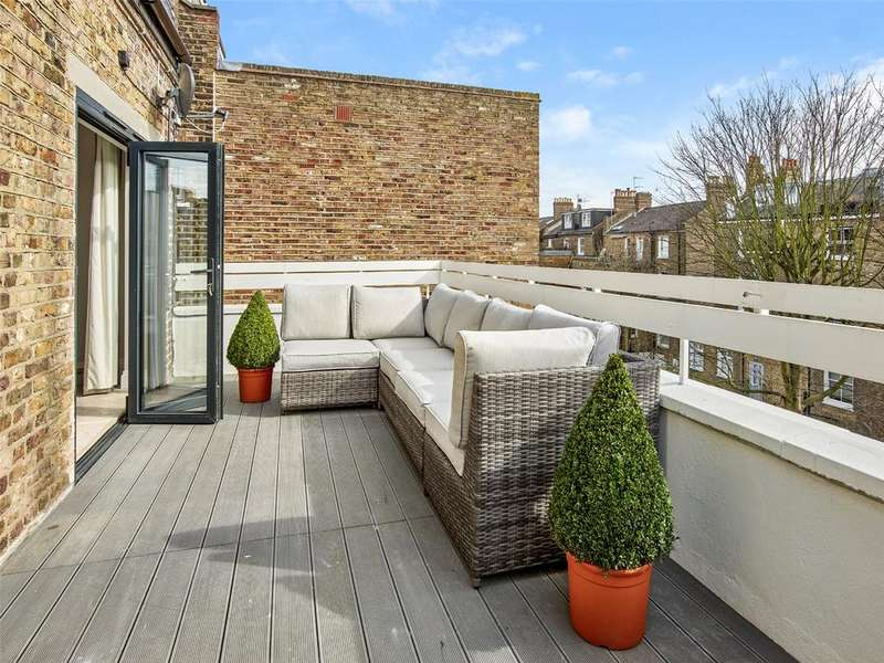 2 Bedrooms Flat for sale in Bassett Road, North Kensington, London