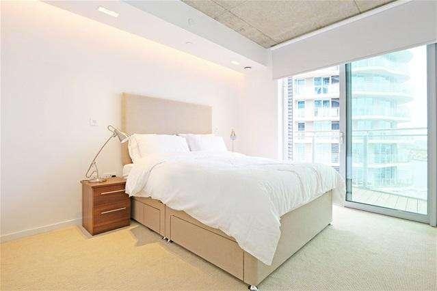 3 Bedrooms Flat for sale in Tidal Basin Road, Royal Docks, London