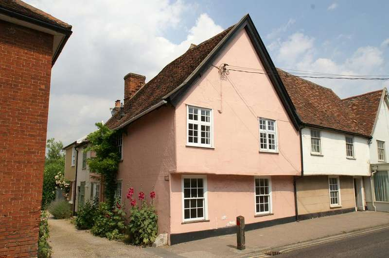 3 Bedrooms Unique Property for sale in Tudor Cottage, Bures, Essex CO8