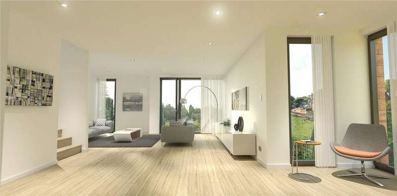 5 Bedrooms Semi Detached House for sale in T02 - 5 Bed New Build Townhouse, Craighouse Road, Edinburgh, Midlothian