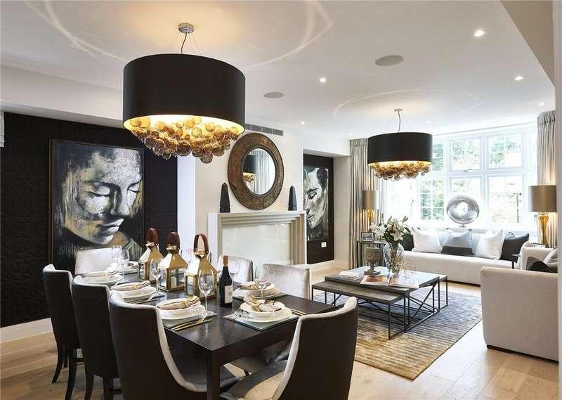 3 Bedrooms Maisonette Flat for sale in Kidderpore House, Kidderpore Green, Hampstead, London, NW3