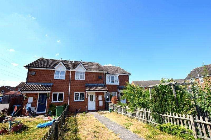 3 Bedrooms Terraced House for sale in Miles End, Aylesbury