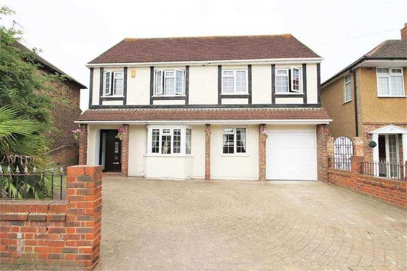 4 Bedrooms Detached House for sale in Pinnacle Hill, Bexleyheath
