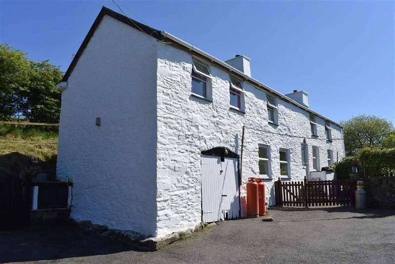 4 Bedrooms Detached House for sale in Bethania, Llanon, Ceredigion