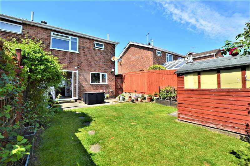 3 Bedrooms Property for sale in Rutland Way, Ryhall, Stamford